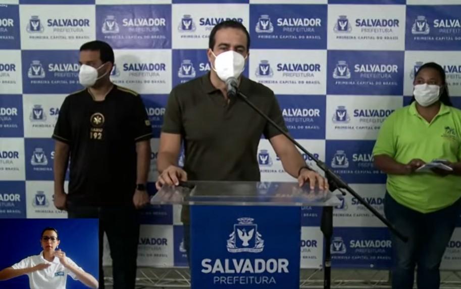 Campanha de vacinação contra a Influenza em Salvador será dividida em três etapas; confira esquema