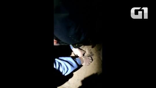 Juiz determina que bisavó e avó de índia recém-nascida enterrada viva em MT usem tornozeleiras