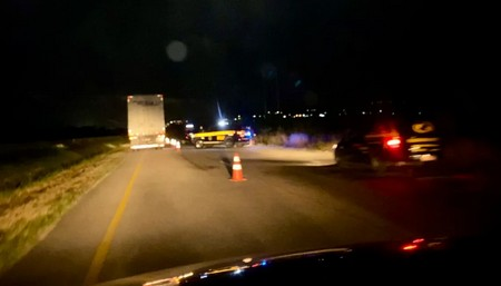 Dois acidentes com moto são registrados na BR-232, no Agreste