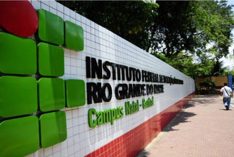 No Campus Central do IFRN, em Natal, também há oferta de vagas (Foto: Alberto Leandro/Arquivo Tribuna do Norte)