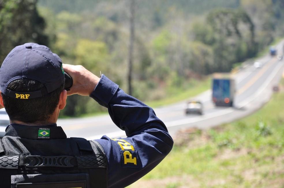 Operação Carnaval 2018 da Polícia Rodoviária Federal acontece entre a sexta-feira (9) e a quarta-feira (14) (Foto: Divulgação/PRF/Arquivo)