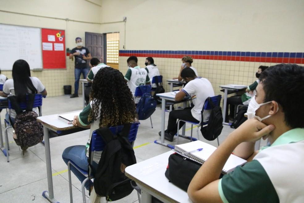 Justiça extingue recurso do estado que pedia volta às aulas presenciais e  atividades nas escolas seguem suspensas em PE | Educação em Pernambuco | G1