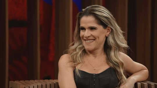 Ingrid Guimarães fala da cultura machista no humor