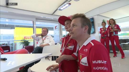 Dez fatos que fazem de Kimi Raikkonen um dos pilotos mais populares da F1