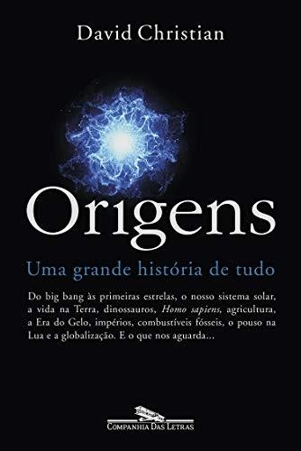 Capa da edição brasileira de Origens (Foto: Reprodução)