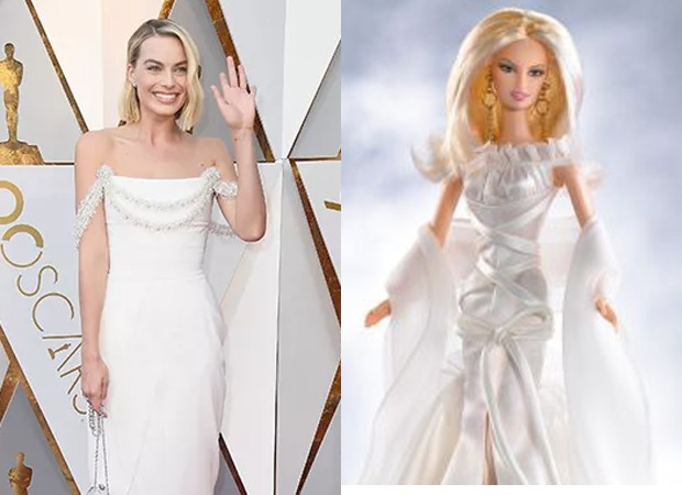 Margot Robbie será estrela de live-action da Barbie (Foto: Getty Images e Reprodução )