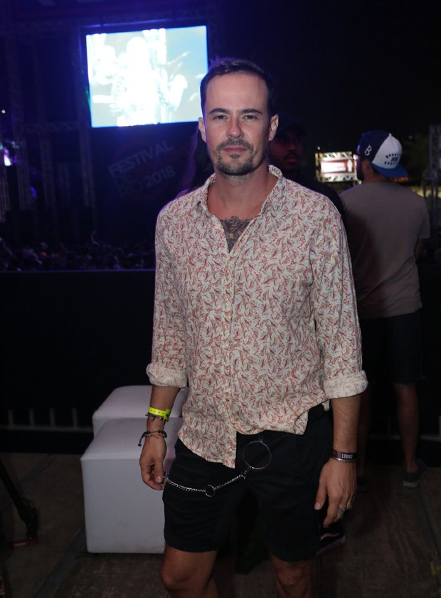 Paulinho Vilhena (Foto: Reginaldo Teixeira/CS eventos divulgação)