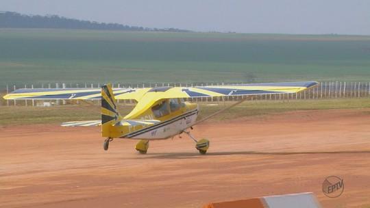 Após 4 anos, aeroporto de Casa Branca, SP, é reaberto com liberação da Anac