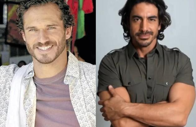 Guaracy marcou a estreia de Paulo Rocha na TV brasileira. Na adaptação, foi rebatizado de Gabriel e vivido por Ricardo Chávez (Foto: Reprodução)