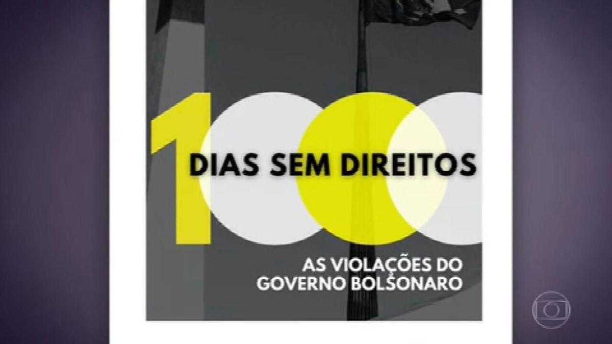 Anistia Internacional lista 32 violações de direitos humanos e retrocessos nos mil dias do governo Bolsonaro