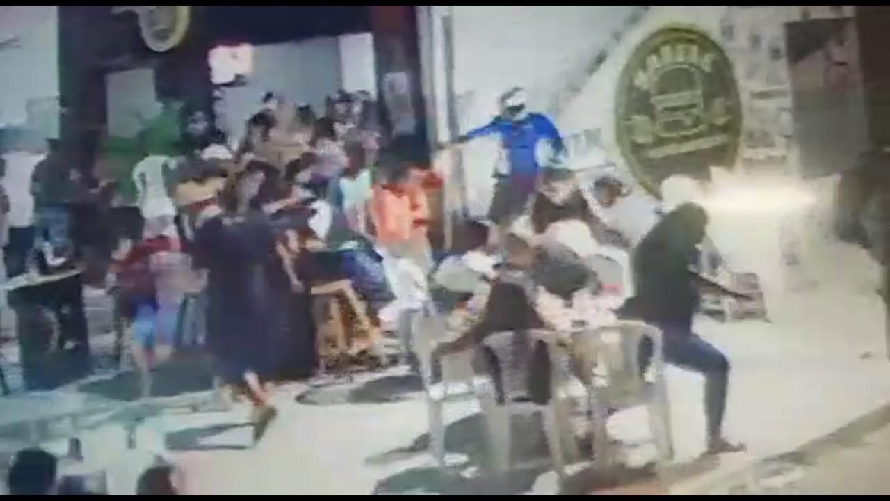 Vídeo mostra momento em que policial rodoviário federal é assassinado, no Recife