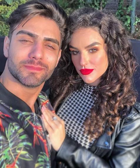 Kéfera e o namorado, Eme (Foto: Reprodução Instagram)