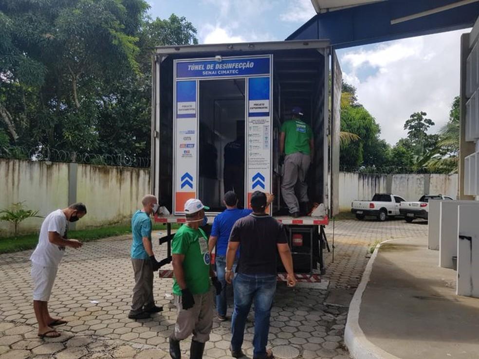 Bahia registra mais 11 mortes por coronavírus e número chega a 225 — Foto: Reprodução/Governo da Bahia