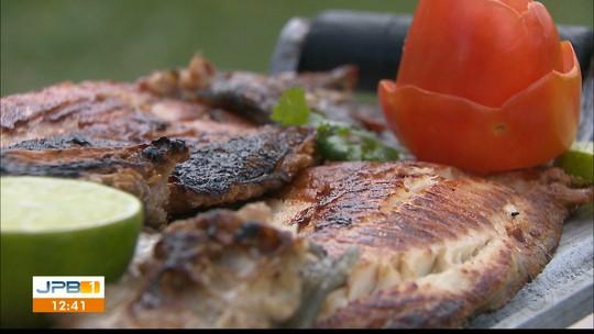 Aprenda como fazer receita de tilápia na chapa, no Chef JPB