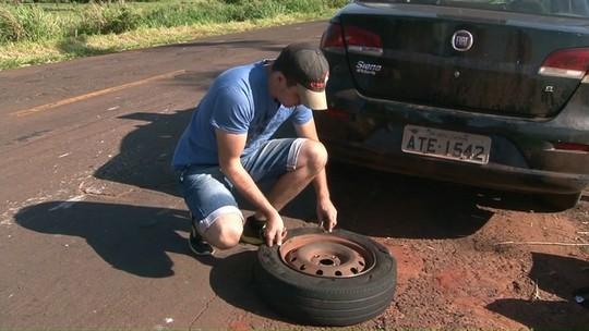 Motoristas cobram melhorias em rodovias na região de Paranavaí