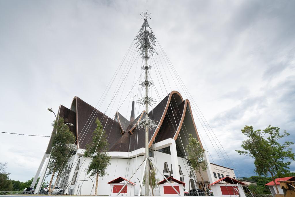 Para evitar aglomerações, Natal de Luzes da Itaipu tem circuito drive-thru em Foz do Iguaçu; veja programação