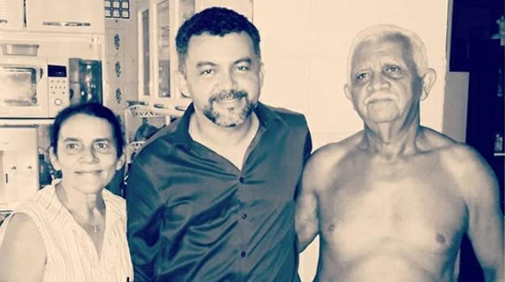 Pais do deputado federal Cléber Verde (Republicanos) são alvo de ação criminosa em Turiaçu — Foto: Divulgação/Arquivo Pessoal