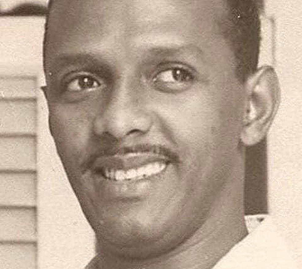 Diivaldo Brandão chegou em Mutuípe em 1952 — Foto: Arquivo Pessoal