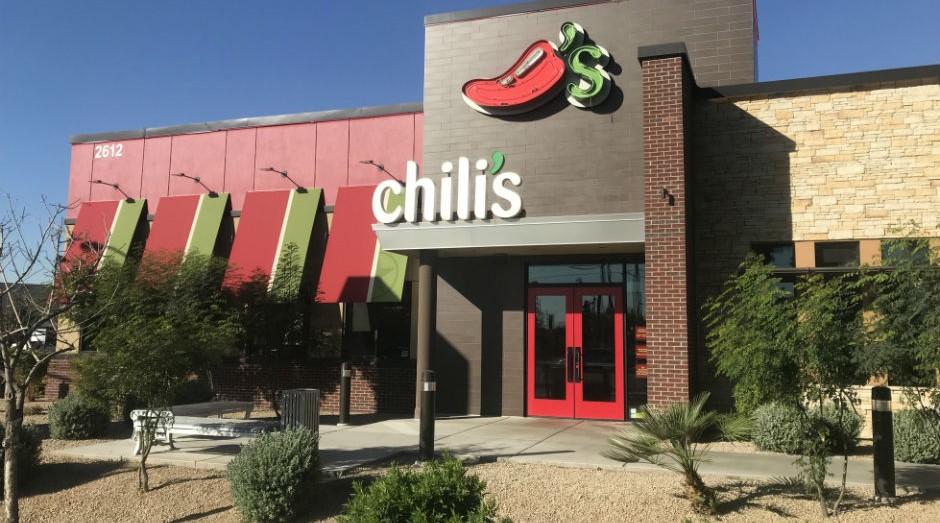 Fachada de restaurante da Chili's (Foto: Mariana Iwakura)
