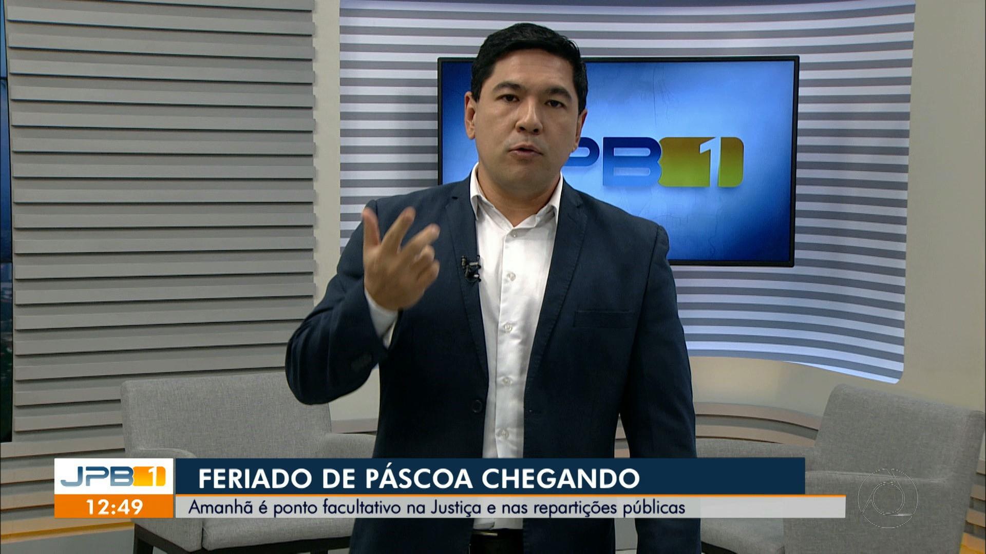 VÍDEOS: JPB 1 (TV Cabo Branco) desta quarta-feira, 17 de abril
