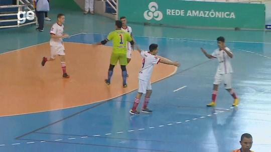 Recanto abre 4 a 1, leva susto, mas fatura primeira edição do sub-15 da Copa Rede Amazônica