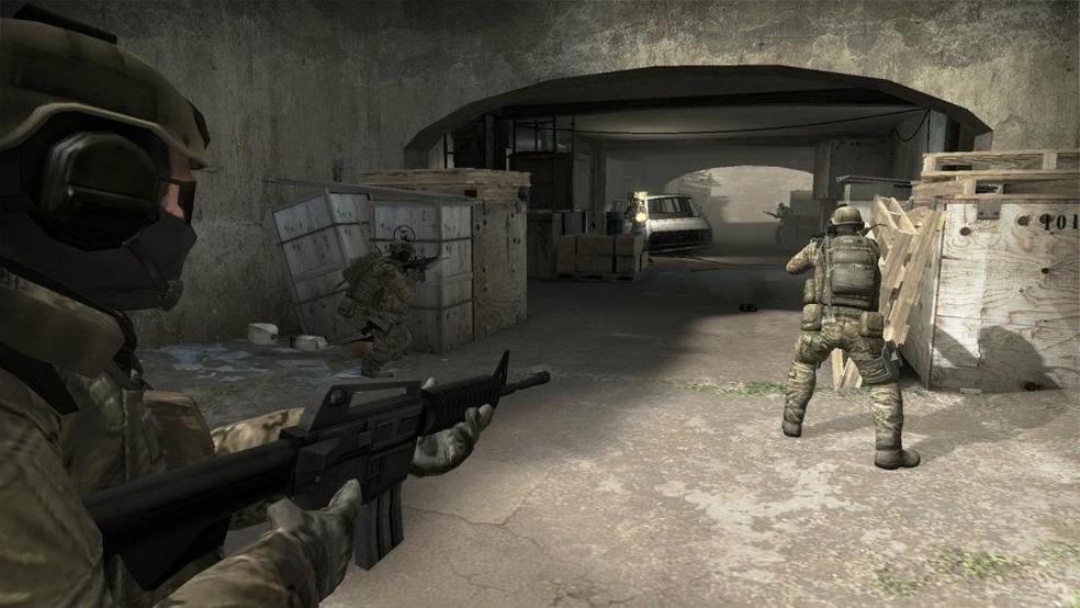 CS:GO recebeu um Passe de Batalha, parecido com o de Fortnite — Foto: Divulgação/Counter-Strike