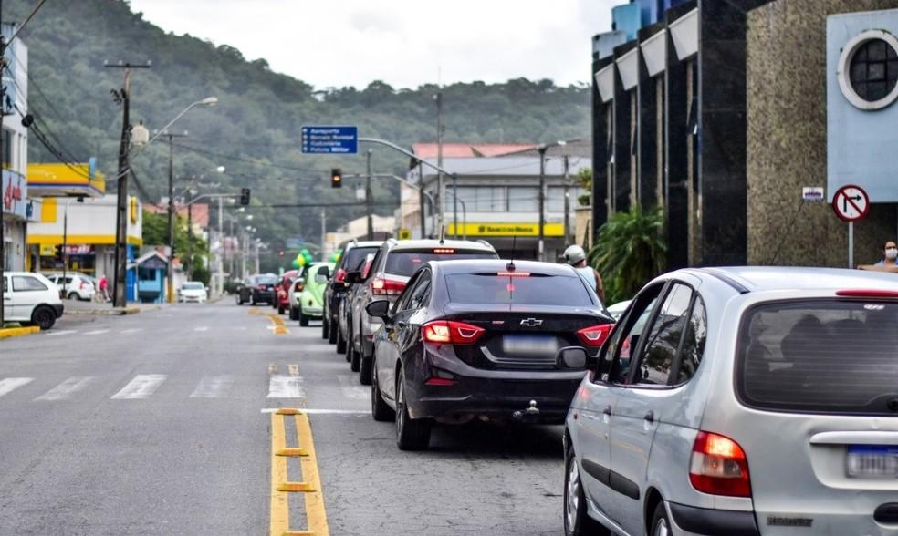 'Me entristeceu muito', disse secretário municipal de Saúde — Foto: Rafael Domingues Soveral da Silva/Prefeitura de Guaratuba
