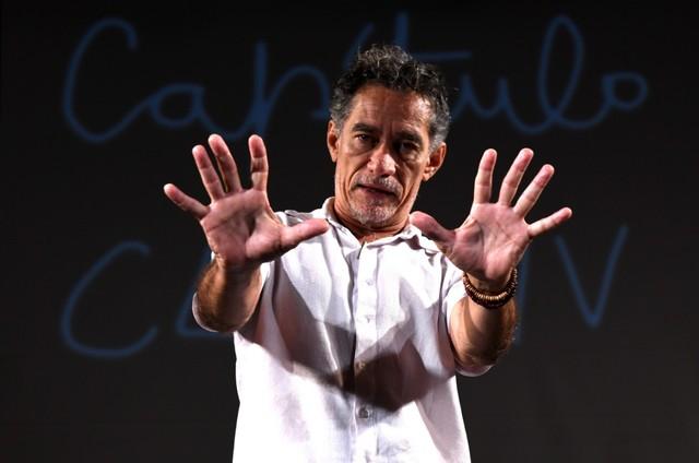 Chico Diaz (Foto: Cristina Granato)