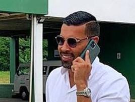 André Santos pode virar 'chefe' de ex-volante em time de SC (Reprodução/Instagram)