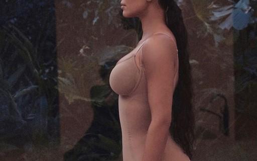 Kim Kardashian anuncia doação milionária às famílias prejudicadas pelo coronavírus