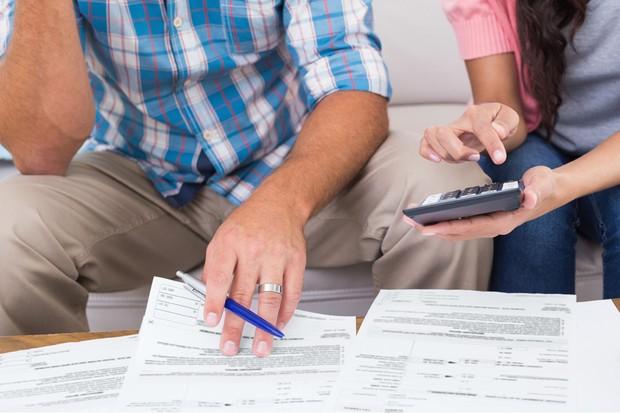 Inadimplência; dívida; problemas financeiros; dinheiro (Foto: Thinkstock)
