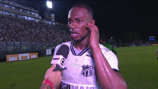 Luiz Otávio comemora atuação individual, mas destaca dificuldade em São Januário