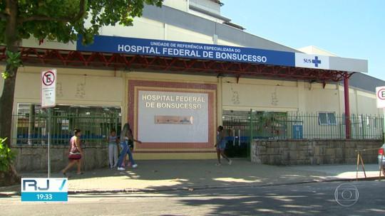 Assessor do Hospital de Bonsucesso pede afastamento após denúncias  contra direção da unidade