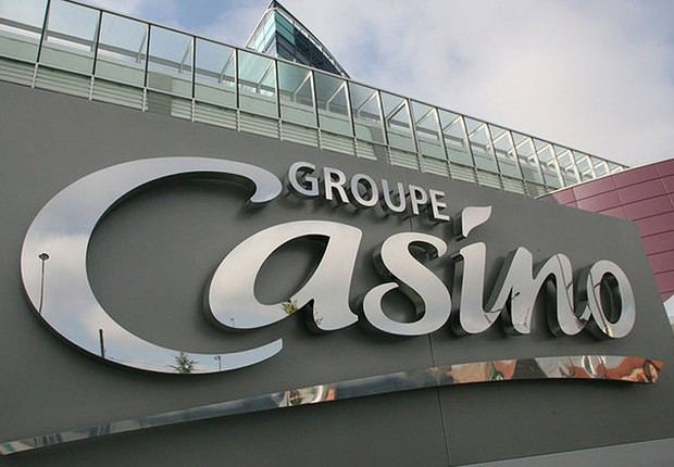 Sede do Grupo Casino na França (Foto: Reuters)