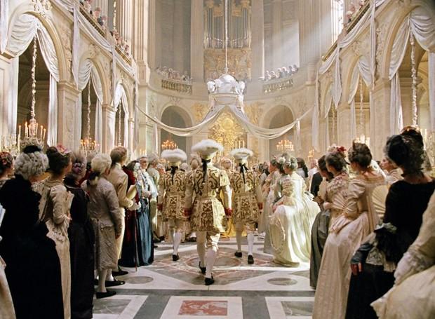 """Cena do filme """"Maria Antonieta"""" (Foto: Reprodução)"""
