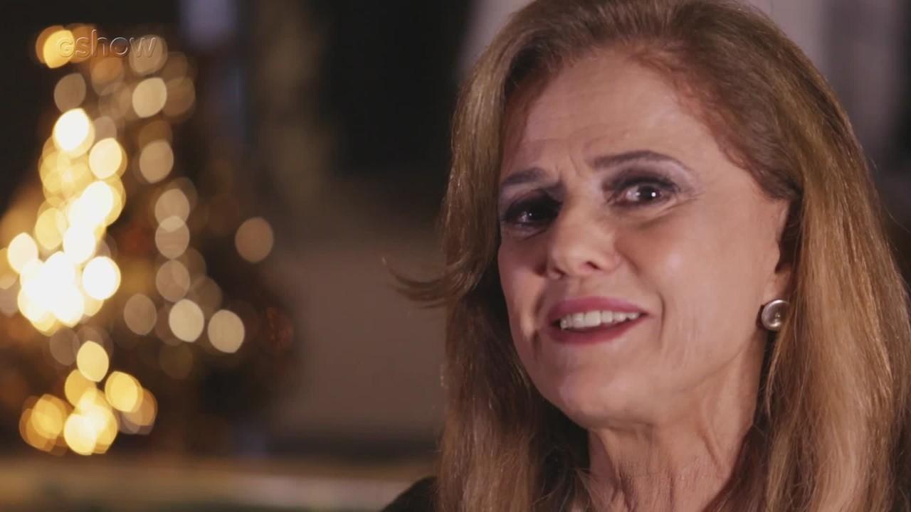 Marieta Severo fala da carreira e da profissão de atriz