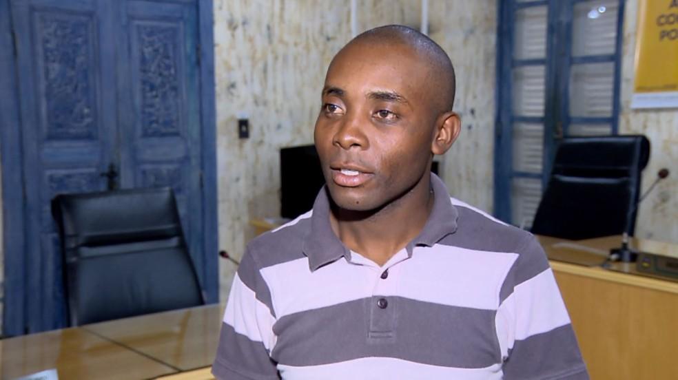 Josué Campos Narciso (PP) foi denunciado por jovens em Varginha (MG) — Foto: Reprodução/EPTV