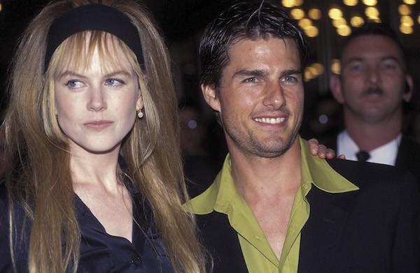 Nicole Kidman e o ex-marido Tom Cruise (Foto: Getty)