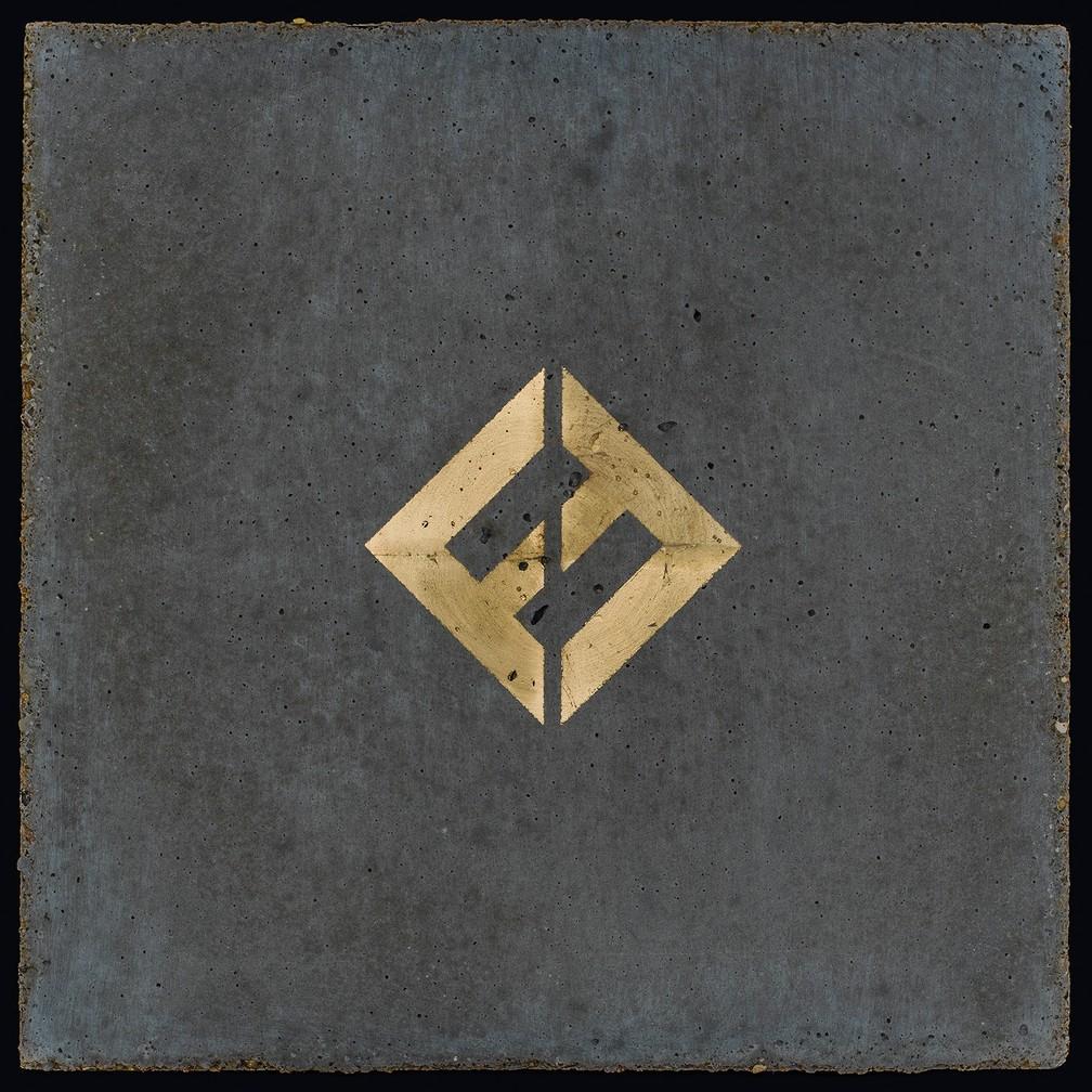 'Concrete an Gold', álbum do Foo Fighters (Foto: Divulgação)