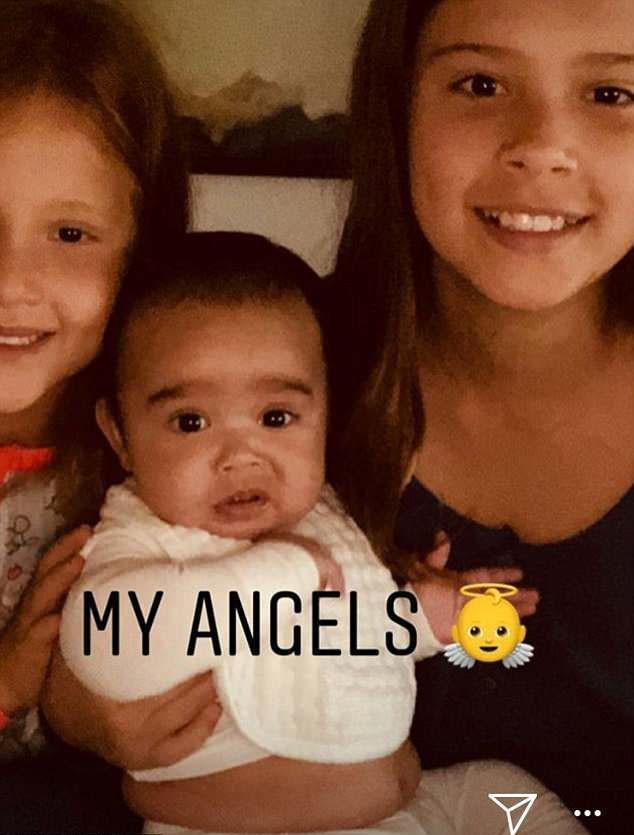 Filhos de Jessica Alba (Foto: Instagram)