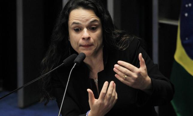 A advogada de acusação Janaína Paschoal