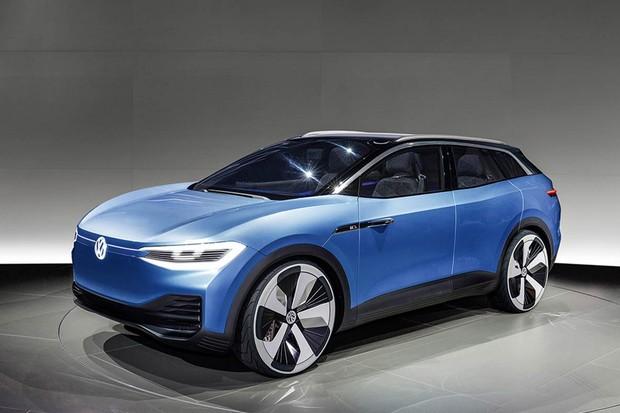Volkswagen ID Lounge será o primeiro SUV elétrico de luxo da marca (Foto: Divulgação)