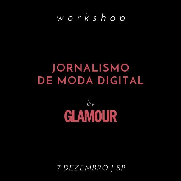 Fashion Meeting recebe workshop de jornalismo de moda digital by Glamour e Amaro (Foto: Divulgação)
