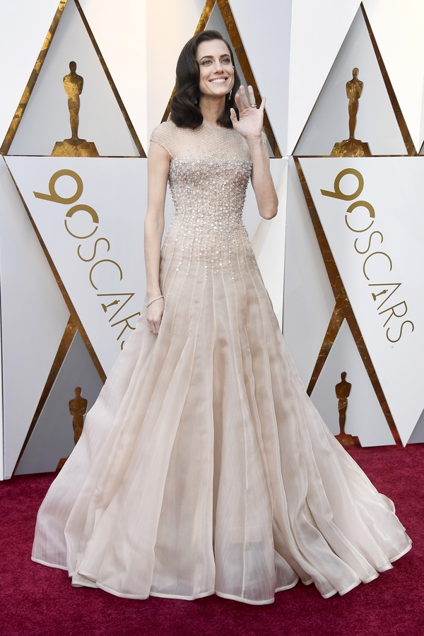 Oscar 2018 Todos Os Looks Das Famosas No Red Carpet