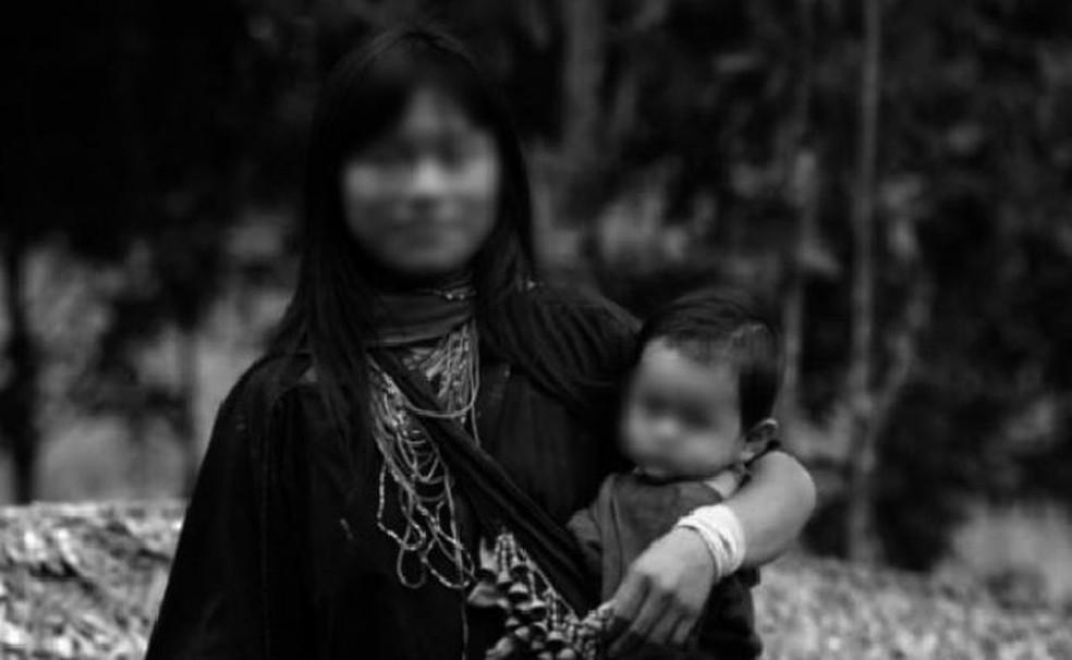 Obra leva em consideração a cultura indígena para montar obra voltada para as escolas dentro das aldeias  — Foto: Reprodução