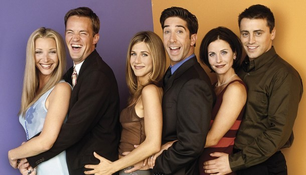 Friends (Foto: Reprodução)