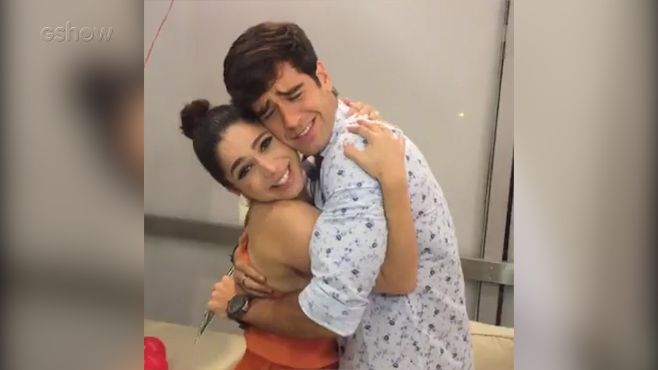 Sabrina Petraglia e Marcos Pitombo se despedem de 'Shirlipe' e celebram sucesso