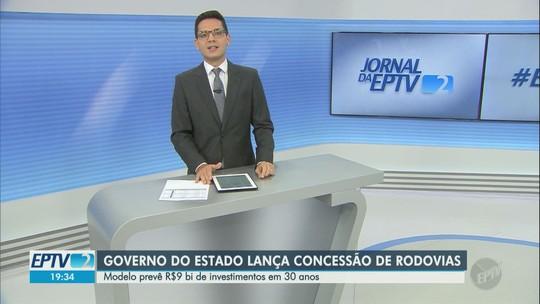 Governo de SP anuncia concessão de trechos da SP-304 e outras três rodovias da região de Piracicaba