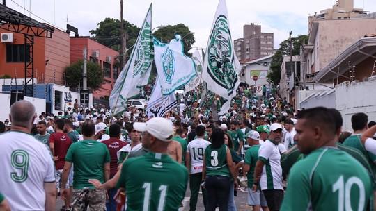 Foto: (Thomaz Marostegan/ GloboEsporte.com)