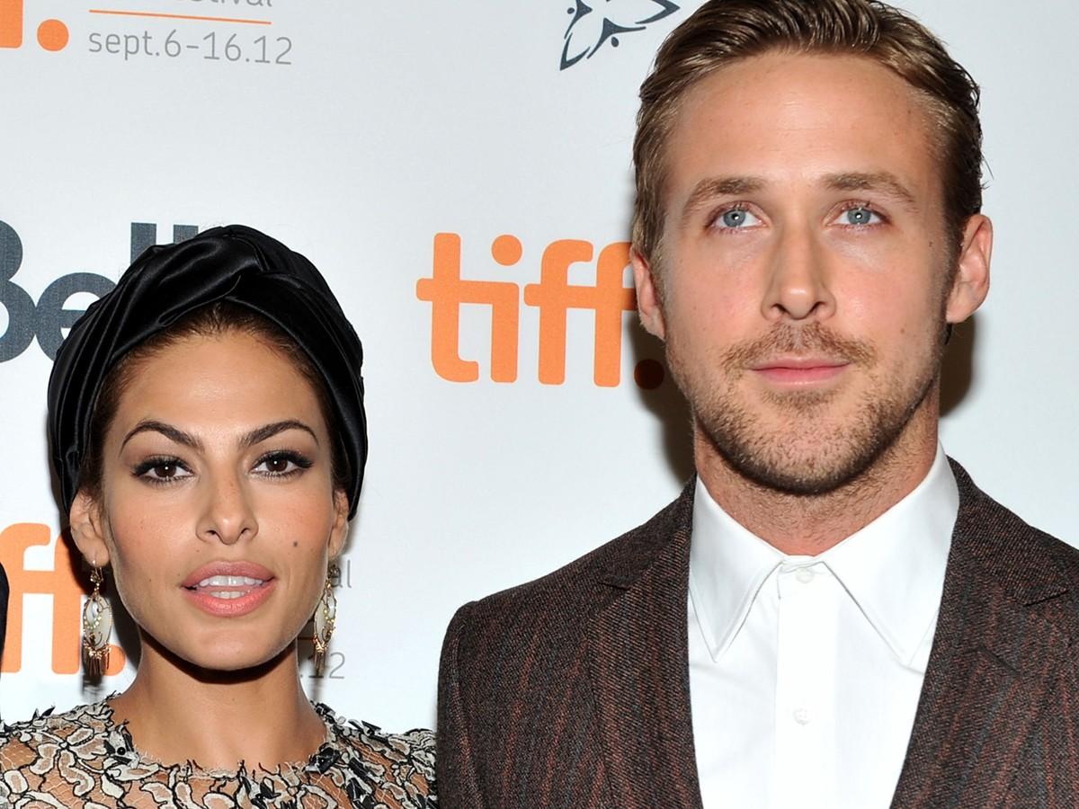 Eva Mendes e Ryan Gosling (Foto: Getty Images)